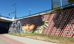 Cherry Creek Trail - Two Murals- Speer Blvd at Lincoln Blvd. and Broadway.jpg