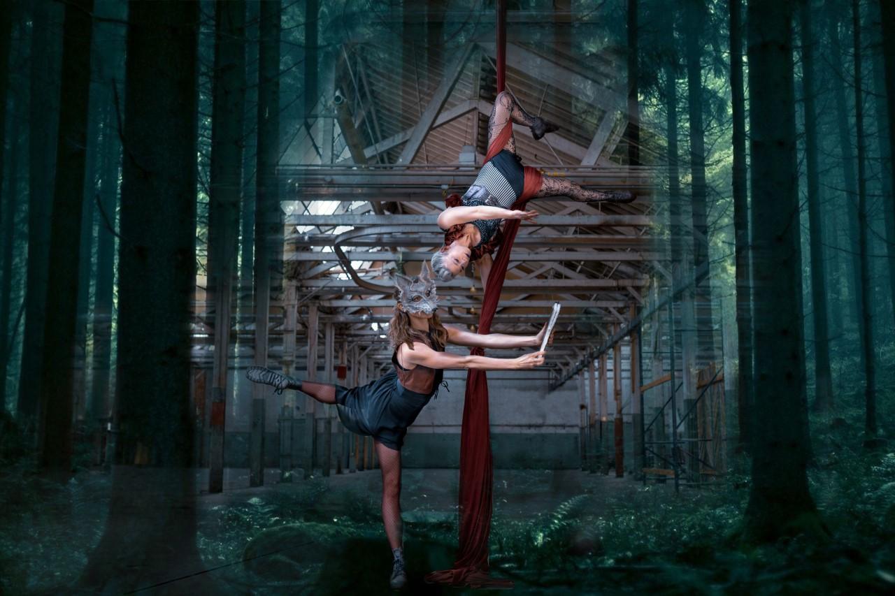 Zabiti: An Immersive Cirque Adventure | Denver Arts Venues