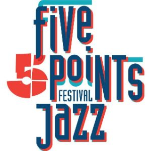 2019 Five Points Jazz Festival Logo no A&V 300