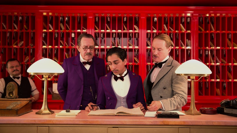 Thumbnail for The Grand Budapest Hotel