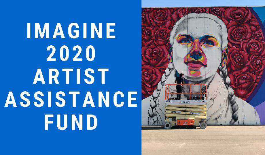 IMAGINE 2020 Artist Assistance Fund