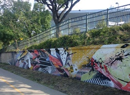 Oliver Vernon Cherry Creek Trail_Colfax Ave. at Speer Blvd.jpg