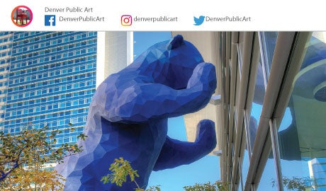 Celebrating 30 Years of Denver Public Art