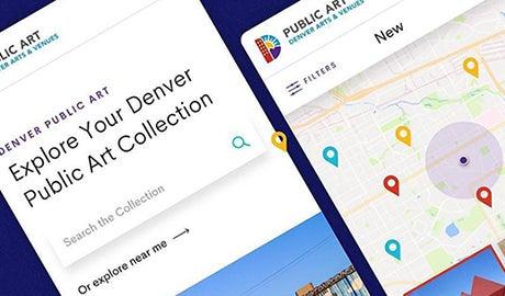 New Denver Public Art website!